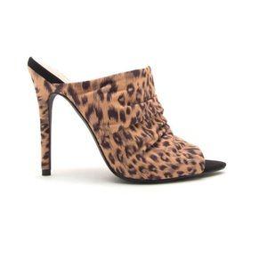 Cheetah mules